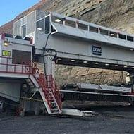 Cascading Conveyor Cars